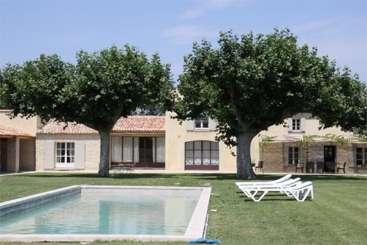 Villa Pool at Villa YNF LAG (mas de Lagnes) at Provence - Luberon Area, France, Family-Friendly, No Pool, 5 Bedroom, 4.5 Bathroom, WiFi, WIMCO Villas