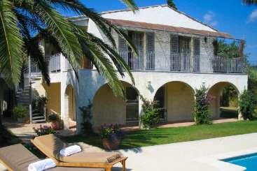 Exterior of Villa YNF MYR (Myra) at St. Tropez & The Var, France, Family-Friendly, Pool, 5 Bedroom, 5.5 Bathroom, WiFi, WIMCO Villas