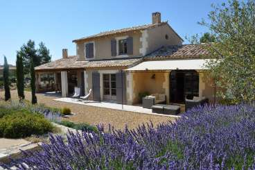 Exterior of Villa YNF TRA (Mas de la Tranquilite) at Provence - Les Alpilles Area, France, Family-Friendly, Pool, 4 Bedroom, 4.5 Bathroom, WiFi, WIMCO Villas