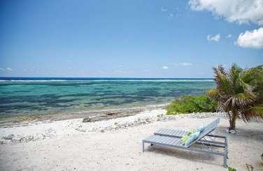 Beach at Villa CM ESP (Villa Esprit) at North Side, Grand Cayman, Family-Friendly, Pool, 3 Bedroom, 2 Bathroom, WiFi, WIMCO Villas