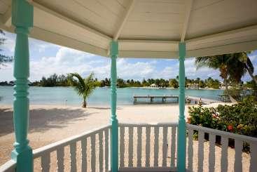 Grand Cayman, Cayman Islands Tennis Villa La Playa