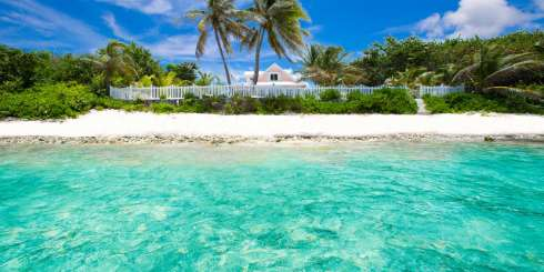 Grand Cayman, Cayman Islands Beachfront Villa Babylon Reef