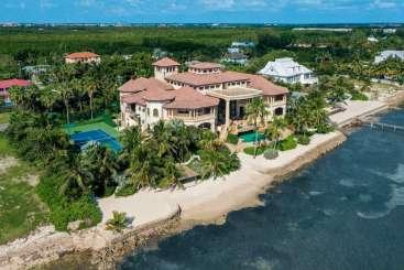 Grand Cayman, Cayman Islands Rockstar Retreat, Luxury Villa Castillo Caribe