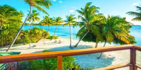 The view from Villa GCM TAR (Tarasand) at Cayman Kai, Grand Cayman, Family-Friendly, No Pool, 4 Bedroom, 3 Bathroom, WiFi, WIMCO Villas