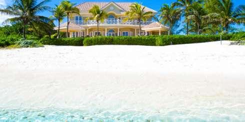 Beach at Villa GCM ZAR (Blue Water Villa) at Rum Point, Grand Cayman, Family-Friendly, Pool, 4 Bedroom, 4.5 Bathroom, WiFi, WIMCO Villas