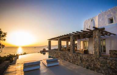 Greece Rockstar Retreat, Luxury Villa Alisahnea - Parenthesis Villas