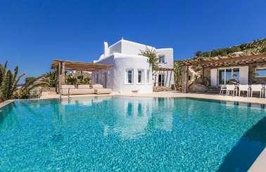 Greece Beachfront Villa Kymothoe - Parenthesis