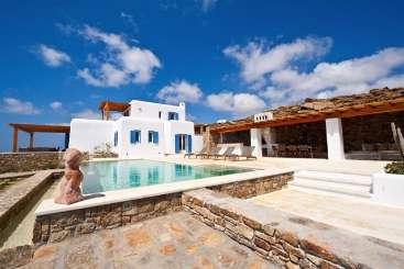 Greece Family Reunion Villa Pelicanos
