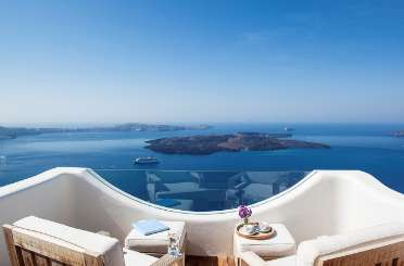 Greece Rockstar Retreat, Luxury Villa Native Eco