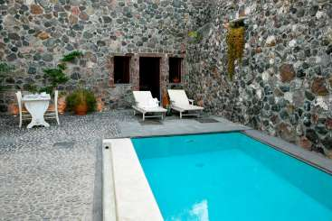 Greece Romantic Retreat, Honeymoon Villa Stone House