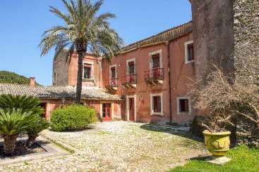 Exterior of Villa BRV ATR (Altera) at Sicily, Italy, Family-Friendly, Pool, 9 Bedroom, 9 Bathroom, WiFi, WIMCO Villas