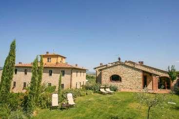Exterior of Villa BRV CHI (Chiara) at Tuscany/Chianti, Italy, Family-Friendly, Pool, 10 Bedroom, 9 Bathroom, WiFi, WIMCO Villas
