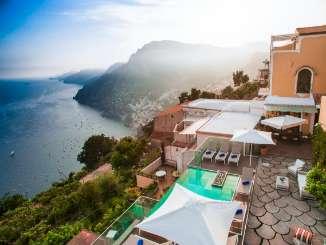 The view from Villa BRV CMN (Carmana) at Amalfi Coast, Italy, Family-Friendly, Pool, 5 Bedroom, 5 Bathroom, WiFi, WIMCO Villas