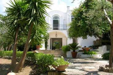 Exterior of Villa BRV CSE (Caprese) at Amalfi Coast - Capri, Italy, Family-Friendly, Pool, 3 Bedroom, 2 Bathroom, WiFi, WIMCO Villas