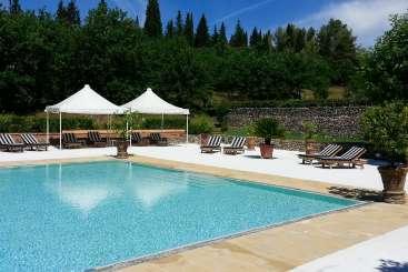 Villa Pool at Villa BRV EOS (Eos) at Tuscany/Florence, Italy, Family-Friendly, Pool, 5 Bedroom, 5 Bathroom, WiFi, WIMCO Villas