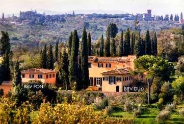 Exterior of Villa BRV FON (Fiorentina) at Tuscany/Florence, Italy, Family-Friendly, Pool, 5 Bedroom, 5 Bathroom, WiFi, WIMCO Villas