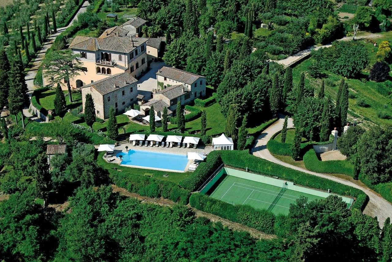Gaia, Villa with Staff, Italy, BRV GAI