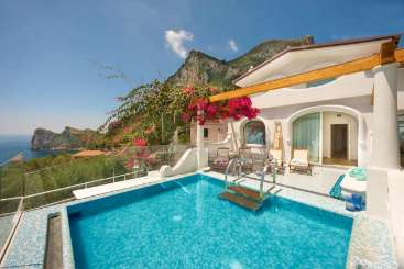 Exterior of Villa BRV GAL (Galene) at Amalfi Coast, Italy, Family-Friendly, Pool, 5 Bedroom, 5 Bathroom, WiFi, WIMCO Villas