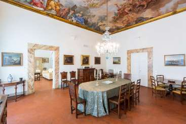 Dining Room at Villa BRV IPP (Ippolita - Apartment) at Florence Area, Italy, Family-Friendly, No Pool, 2 Bedroom, 2 Bathroom, WiFi, WIMCO Villas