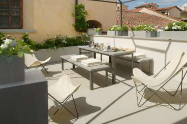 Veranda at Villa BRV MED (Medea) at Florence Area, Italy, Family-Friendly, Pool, 5 Bedroom, 5 Bathroom, WiFi, WIMCO Villas