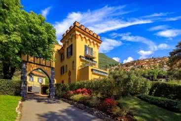 Exterior of Villa BRV MLK (Malakoff) at Lake Como, Italy, Family-Friendly, No Pool, 4 Bedroom, 4 Bathroom, WiFi, WIMCO Villas