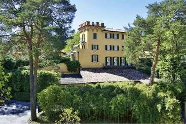 Italy Family Reunion Villa Malakoff