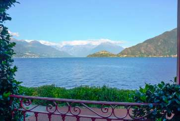 The view from Villa BRV MLT (Melite) at Lake Como, Italy, Family-Friendly, Pool, 6 Bedroom, 6 Bathroom, WiFi, WIMCO Villas
