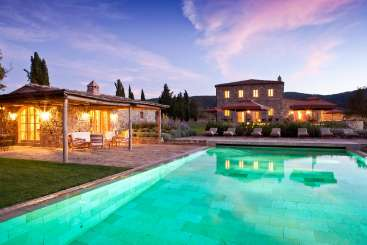 Exterior of Villa BRV POL (Polimnia) at Tuscany, Italy, Family-Friendly, Pool, 5 Bedroom, 5 Bathroom, WiFi, WIMCO Villas