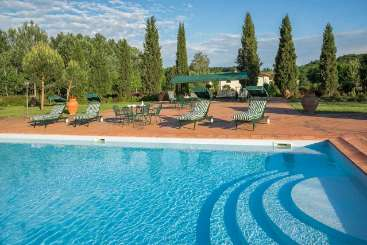 Villa Pool at Villa BRV STR (Astra) at Tuscany, Italy, Family-Friendly, Pool, 4 Bedroom, 4 Bathroom, WiFi, WIMCO Villas