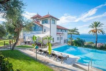 Exterior of Villa BRV STV (Stradivari) at Sorrento Coast, Italy, Family-Friendly, Pool, 9 Bedroom, 9 Bathroom, WiFi, WIMCO Villas
