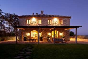 Exterior of Villa BRV TAL (Talia) at Tuscany, Italy, Family-Friendly, Pool, 5 Bedroom, 5 Bathroom, WiFi, WIMCO Villas