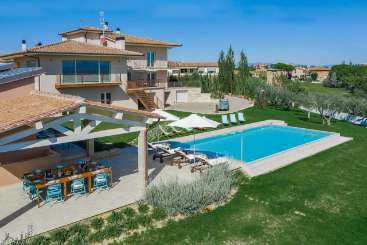 Exterior of Villa BRV VKD (Vikida) at Florence Area, Italy, Family-Friendly, Pool, 7 Bedroom, 7 Bathroom, WiFi, WIMCO Villas