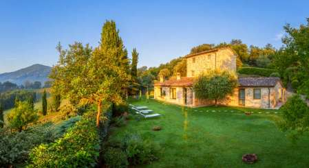 Exterior of Villa HII ADA (Ada) at Umbria, Italy, Family-Friendly, Pool, 7 Bedroom, 7 Bathroom, WiFi, WIMCO Villas