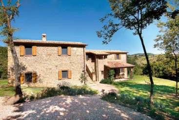 Exterior of Villa HII CAT (Cataccio) at Umbria, Italy, Family-Friendly, Pool, 4 Bedroom, 4 Bathroom, WiFi, WIMCO Villas