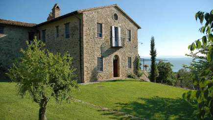 Exterior of Villa HII CRN (Corona) at Umbria, Italy, Family-Friendly, Pool, 6 Bedroom, 6 Bathroom, WiFi, WIMCO Villas