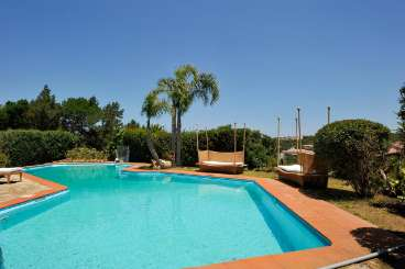Villa Pool at Villa HII POR (Il Porto) at Sardinia, Italy, Family-Friendly, Pool, 5 Bedroom, 5 Bathroom, WiFi, WIMCO Villas