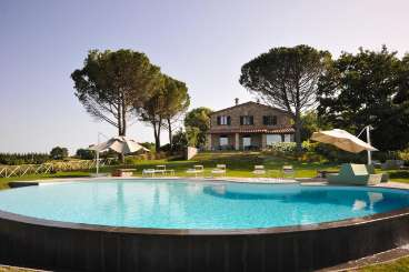 Exterior of Villa HII VIB (Vibio) at Umbria, Italy, Family-Friendly, Pool, 5 Bedroom, 6.5 Bathroom, WiFi, WIMCO Villas