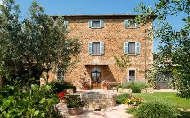 Exterior of Villa SAL GHI (La Ghiandaia) at Tuscany/Maremma Coast, Italy, Family-Friendly, Pool, 7 Bedroom, 6 Bathroom, WiFi, WIMCO Villas
