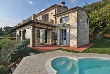 Exterior of Villa SAL GIG (La Gigia) at Tuscany/Lucca, Italy, Family-Friendly, Pool, 4 Bedroom, 5.5 Bathroom, WiFi, WIMCO Villas