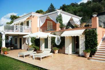 Exterior of Villa YPI GAR (Gardenia) at Amalfi Coast - Capri, Italy, Family-Friendly, Pool, 5 Bedroom, 5 Bathroom, WiFi, WIMCO Villas