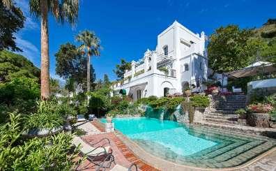 Italy Rockstar Retreat, Luxury Villa Aurora