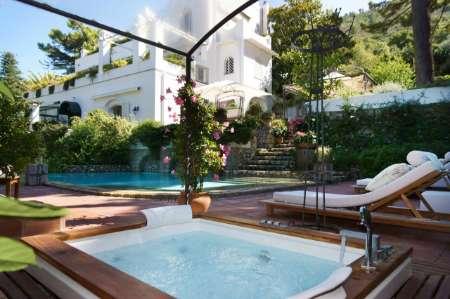 Where To Stay In Capri Italy Capri Villas Wimco Villas