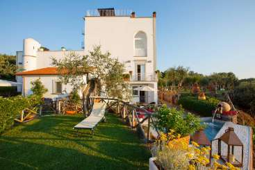 Exterior of Villa YPI SEL (Selenia) at Sorrento Coast, Italy, Family-Friendly, Pool, 7 Bedroom, 5 Bathroom, WiFi, WIMCO Villas