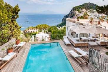 Italy Villa with Staff Serafina