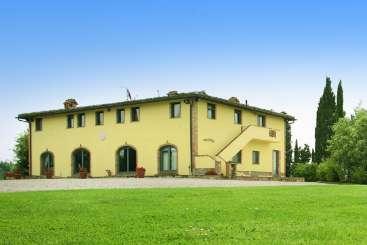 Italy Golf Villa Cerreto