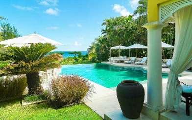 Villa Pool at Villa JAM RPV (Roaring Pavilion) at Ocho Rios, Jamaica, Family-Friendly, Pool, 5 Bedroom, 5 Bathroom, WiFi, WIMCO Villas