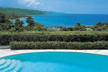 Jamaica Rockstar Retreat, Luxury Villa Round Hill 5 BR