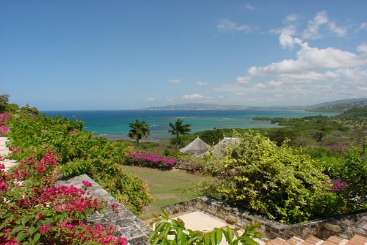 Jamaica Rockstar Retreat, Luxury Villa Longview Manor at Round Hill