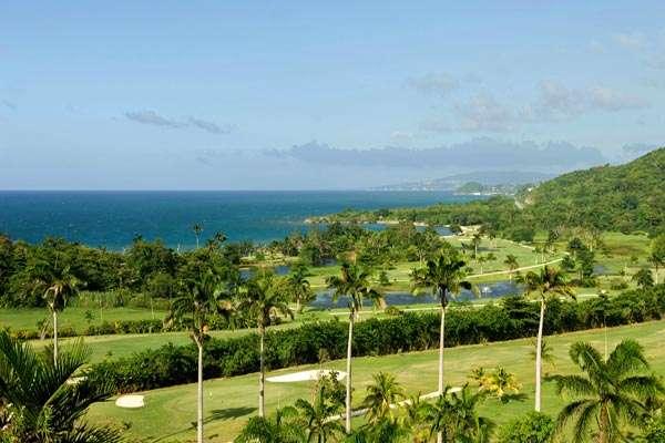 The view from Villa VL MTC (Mirador at the Tryall Club) at Montego Bay, Jamaica, Family-Friendly, No Pool, 1 Bedroom, 2 Bathroom, WiFi, WIMCO Villas