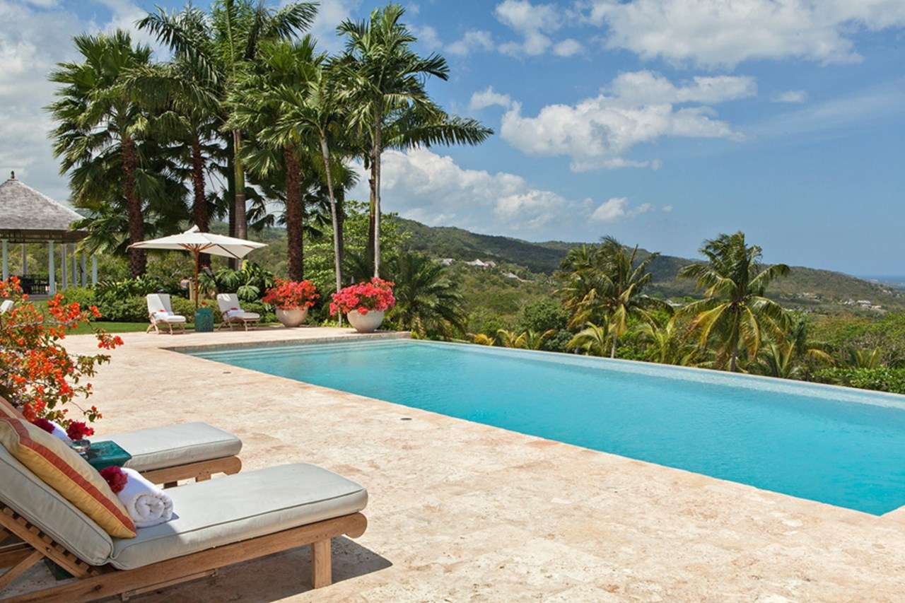 Point of View at Tryall, Tennis Villa, Jamaica, VL POV
